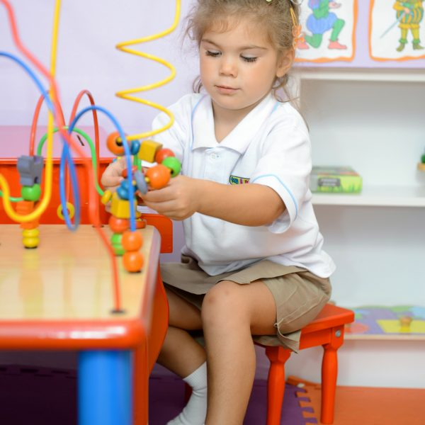 """MonteTots"" Parent-Toddler Class"